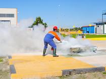 Antincendio rischio medio con esami
