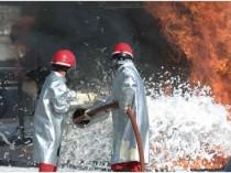 Corso sulle schiume e sui sistemi antincendio a schiuma