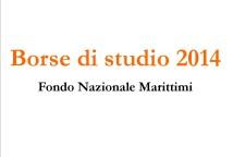 fondo nazionale marittimo borse di studio 2014